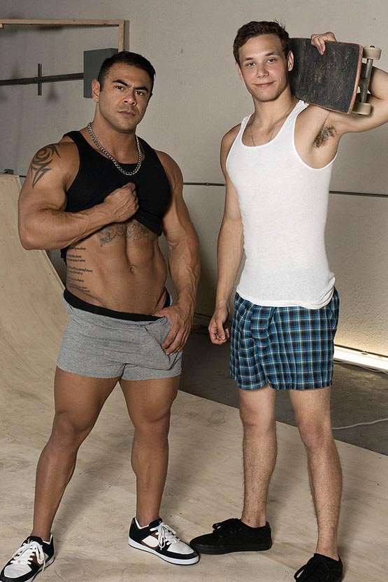 Bromo: Draven Navarro and Zane