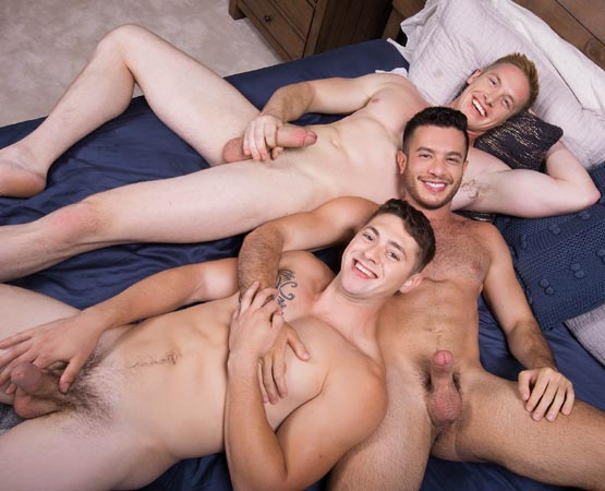 Sean Cody: Jax and Manny and Lane